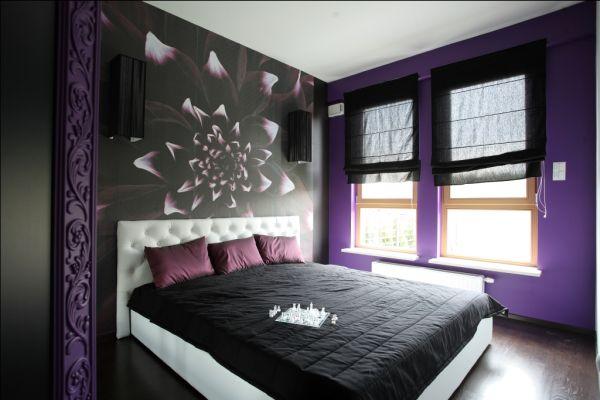 Kolory, wzory, faktury – aranżacje sypialni