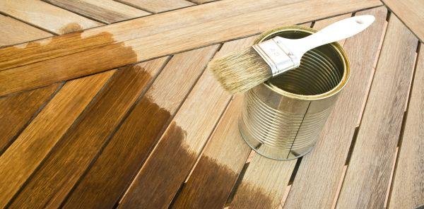 Preparaty do ochrony drewna na zewnątrz