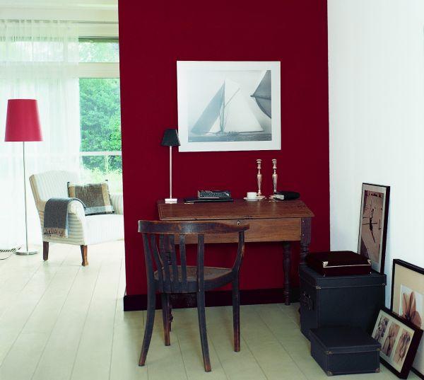 Kolory ścian: ożyw wnętrze kolorem