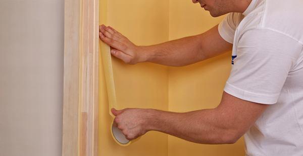 Malowanie powierzchni drewnianych