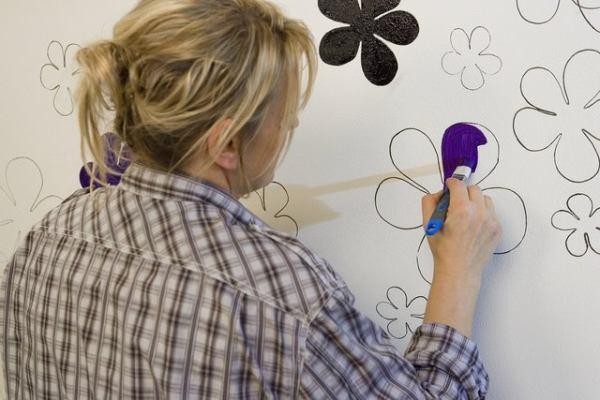 Malowanie dla każdego. Jak samodzielnie udekorować ściany w domu?