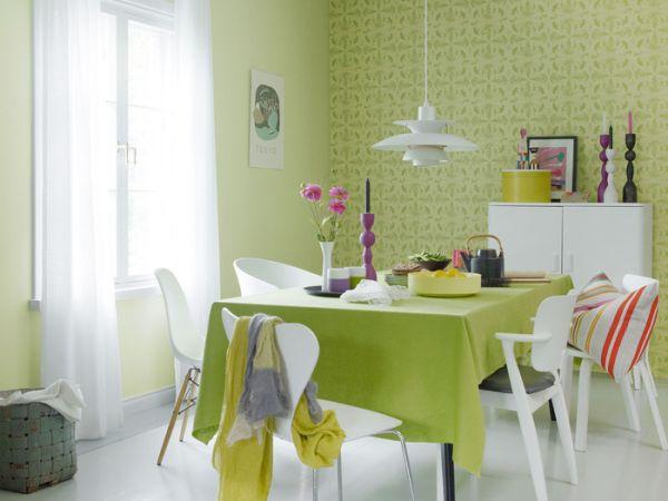 Wnętrze z charakterem nowatorski system dekoracji wnętrz   -> Kolory Kuchni Modne