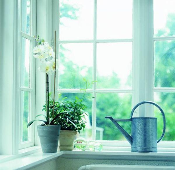 Odnowienie ramy okna. Jak pomalować drewniane okna?